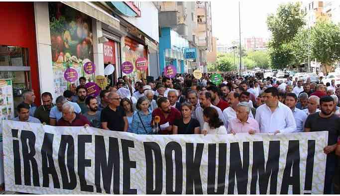 Birleşmiş Milletler raportörleri kayyumlar için Diyarbakır'a geliyor