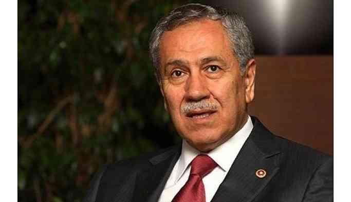 Arınç: Ahmet Türk'ün terörle alakası yoktur...