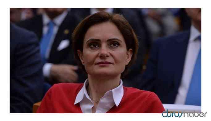 CHP'den Canan Kaftancıoğlu için kanun teklifi!