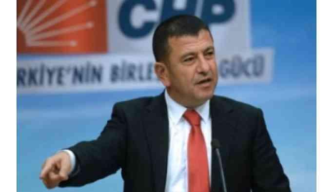 CHP'den sert sözler: Bu yaptığı eşkıyalık