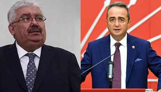 CHP'li Tezcan'dan MHP'li Yalçın'a sert yanıt