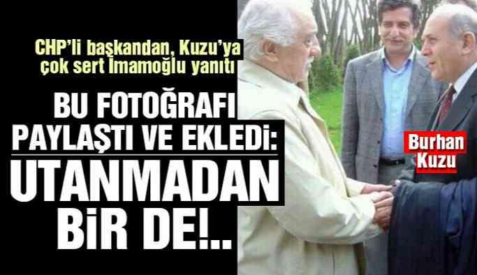 CHP'li Hüseyin Yaşar'dan Burhan Kuzu'ya: Mahkemede hesaplaşacağız
