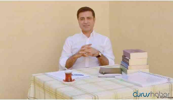 Demirtaş'ın tutuksuz yargılandığı davada önemli gelişme!