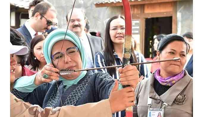 'Emine Erdoğan'ın katılacağı davette vekillerden kimlik numarası istendi'