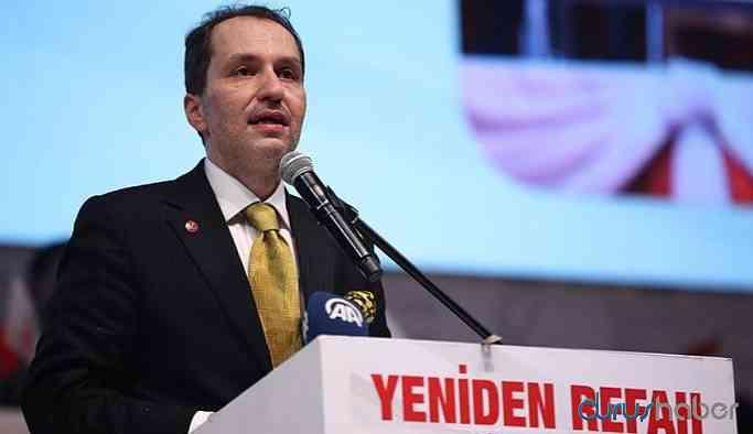 'Erbakan il seçimde Cumhurbaşkanı olacak'
