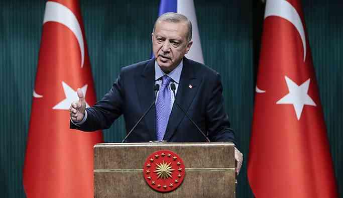 Erdoğan: HDP'nin bu süreci meclise taşımasına izin vermeyeceğiz