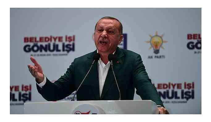 Erdoğan: HDP'nin nasıl bir parti olduğunu anlatmamız lazım