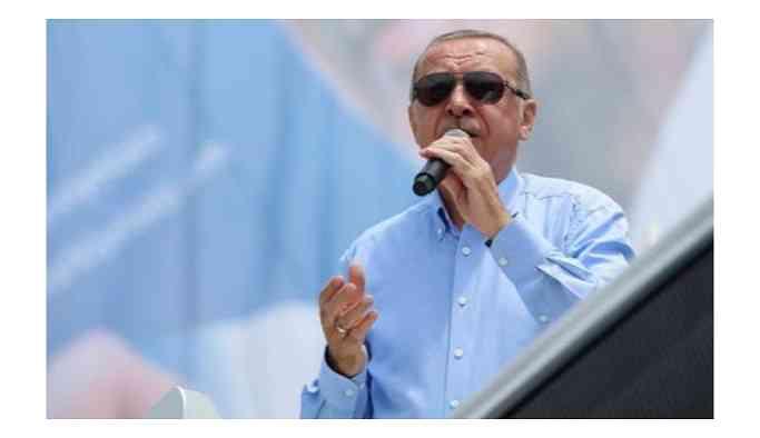 Erdoğan, İmamoğlu'nu hedef aldı!