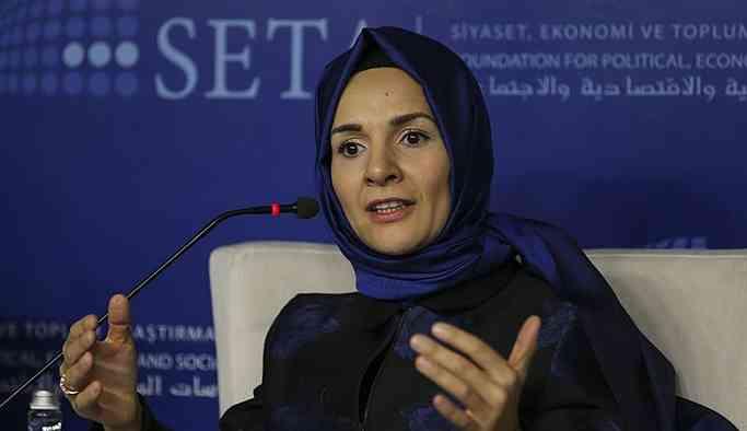 """Erdoğan'ın """"manevi kızı"""" büyükelçi olarak atandı"""