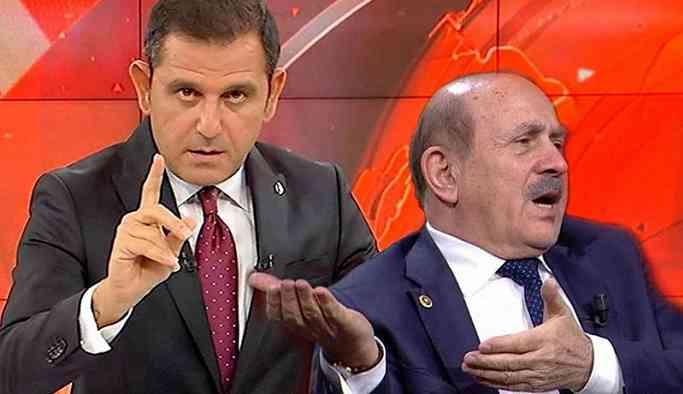 Fatih Portakal'dan Burhan Kuzu'ya  tepki..