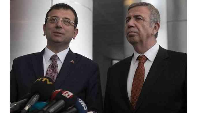 AKP'den büyükşehir belediyelerinin yetkilerine darbe planı