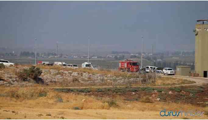 Göçmenleri taşıyan askeri araç devrildi: 6 ölü çok sayıda yaralı var