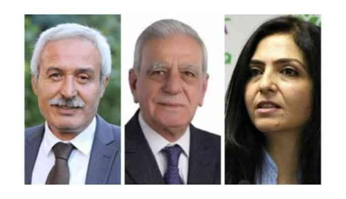HDP'den kayyum başvurusu