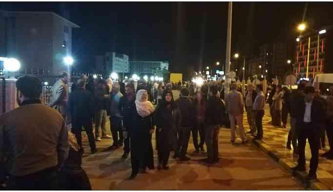 HDP İl Eş Başkanı ve 5 kişi tutuklandı