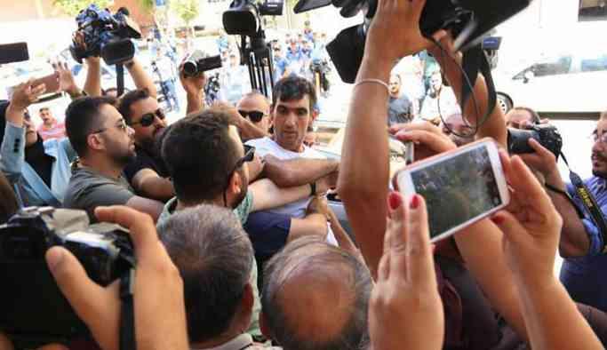 HDP'lilerle Vatan Partisi üyeleri arasında arbede