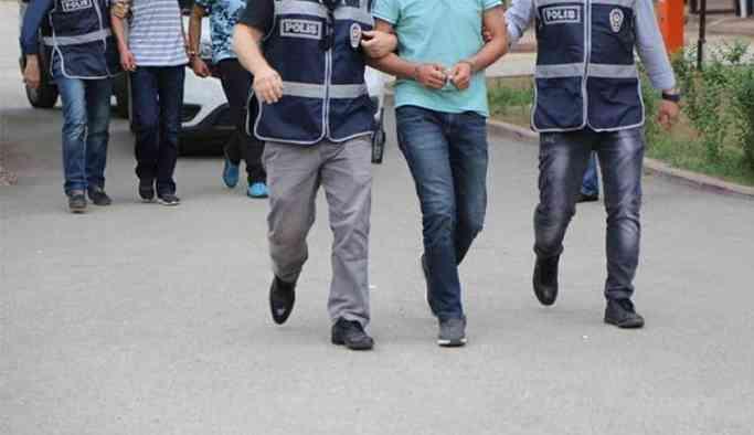 HDP ve DTK üyesi 18 kişi gözaltına alındı