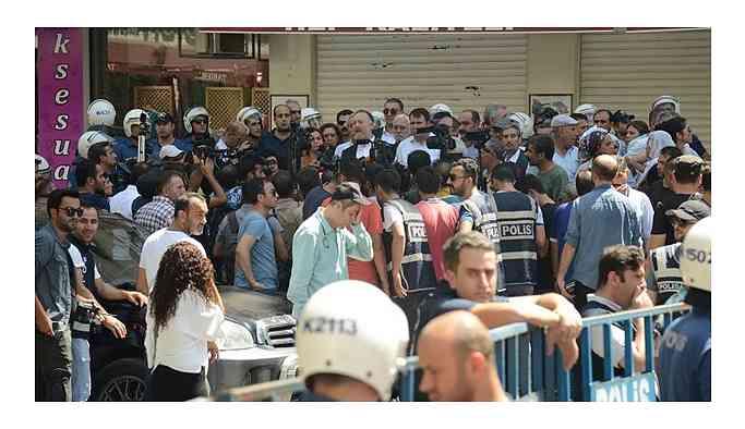 HDP'den 'topyekun' mücadele