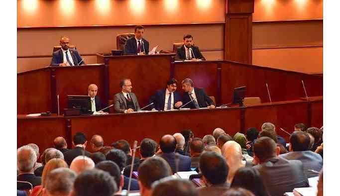 İBB Meclisinde araç israfı tartışması