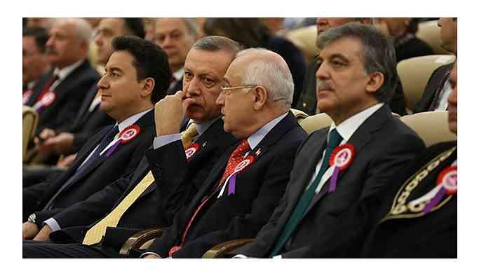İşte Babacan'ın partisinde olacak isimler!