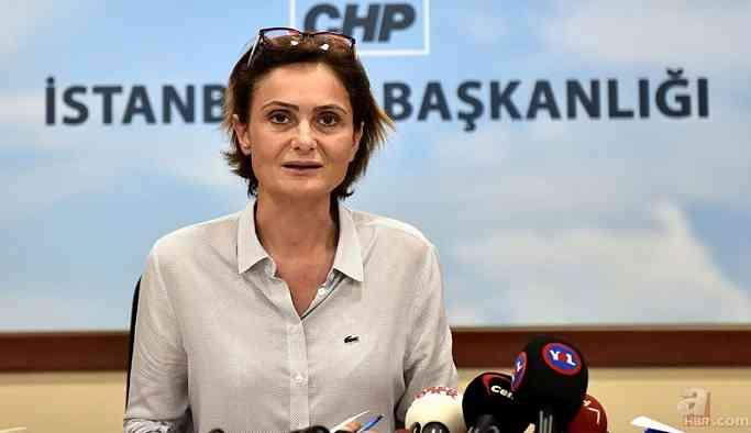 Kaftancıoğlu: Benim tweetlerime 'utanılacak tweetler' diyenler utansın
