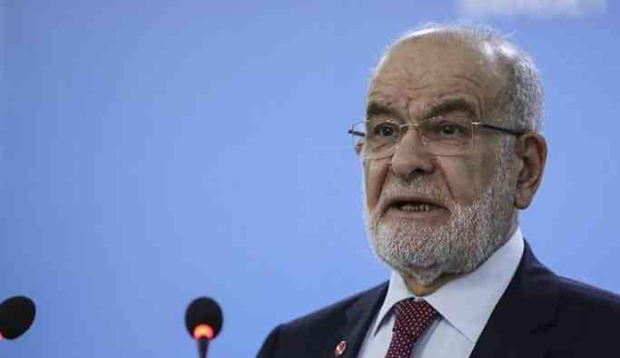 Karamollaoğlu'ndan Süleyman Soylu'ya tepki