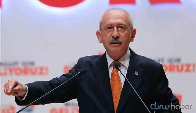 Kılıçdaroğlu'ndan Demirtaş kararına tepki!