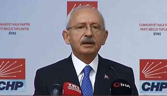 Kılıçdaroğlu'ndan AKP'ye 5 maddelik çağrı!