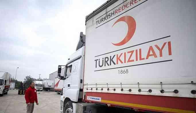 Kızılay'a göderilen 'yabancılara yardım' paraları lüks araçlara gitmiş