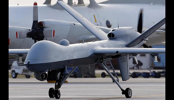 Sıcak Haber... Libya Ulusal Ordusu: TSK'ya ait 3 drone düşürdük