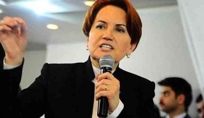 Meral Akşener'den 'maklube' çıkışı
