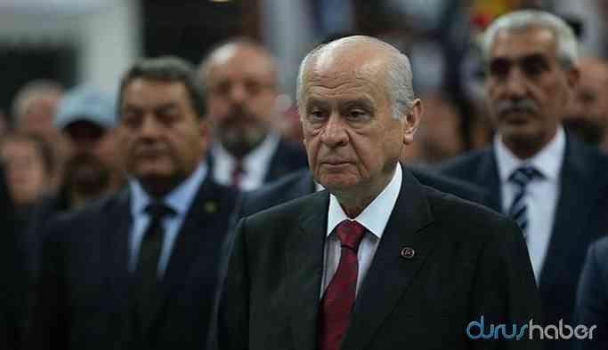 MHP lideri Bahçeli yine hastaneye gitti!