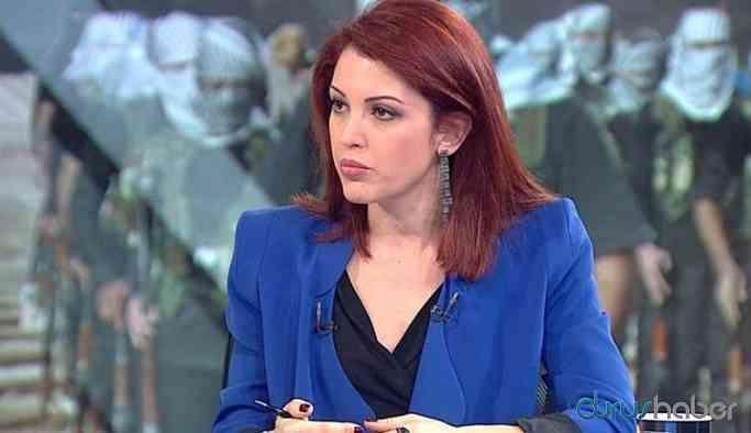 Nagehan Alçı'nın 'katil devlet' sözlerine suç duyurusu