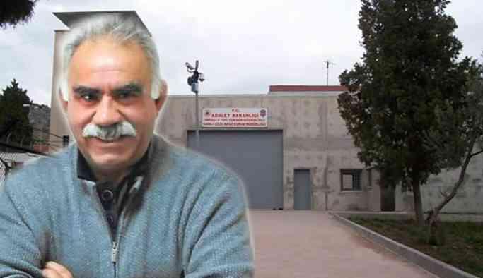 Öcalan'a üç aylık 'disiplin cezası' verilmiş