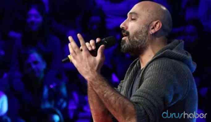 Polis, Kürtçe şarkı söyleyen Dodan'ın mikrofonunu aldı