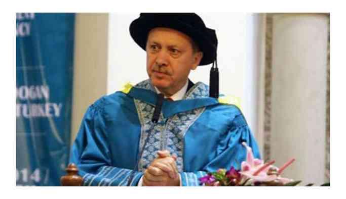 Sıcak Haber... Erdoğan'ın diploması için AİHM devrede