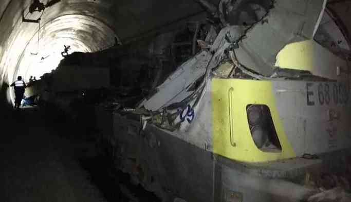 Son dakika… Bilecik'te tren kazası: 2 makinist hayatını kaybetti