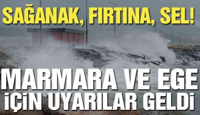 Son dakika: Meteoroloji'den ve AKOM'dan İstanbul'a flaş uyarı! İstanbul'da hava durumu