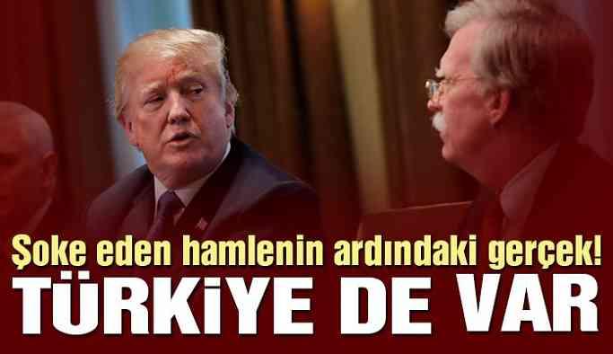 Son dakika… Dikkat çeken hamlenin ardındaki gerçek! Türkiye de var