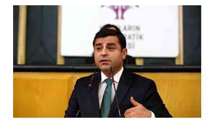 SON DAKİKA|Demirtaş hakkında mahkemeden flaş karar!