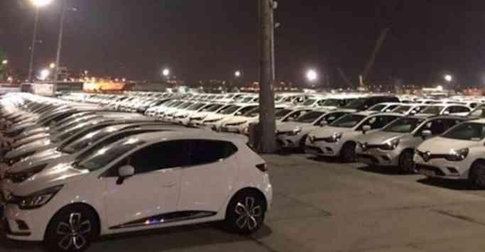 Son dakika… İBB'ye ait yüzlerce araç gece yarısı Yenikapı'ya getirildi
