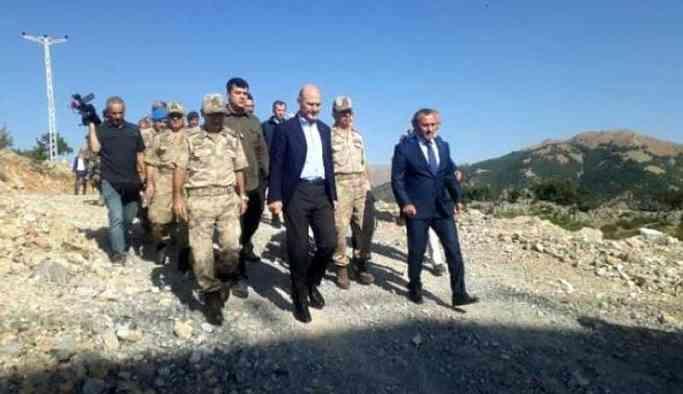 Soylu'dan Diyarbakır Barosu'na tehdit