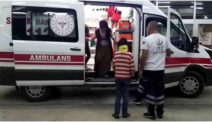 Tarım işçilerini taşıyan minibüs devrildi: Çok sayıda yaralı var!