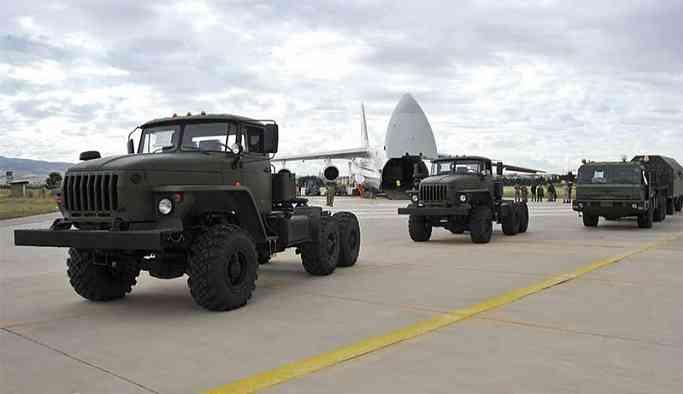 TSK personeli Rusya'da S-400 eğitimine başladı