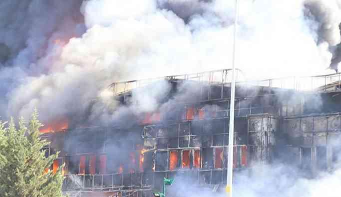 Tuzla'daki yangın sonrası peş peşe uyarılar geliyor!