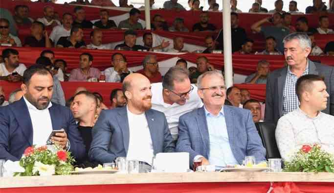 Vali, Bilal Erdoğan'a protokol uyguladı, Akşener'i sansürledi