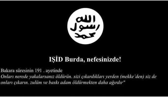 IŞİD Türkçe yayın yapan gazeteyi hackledi