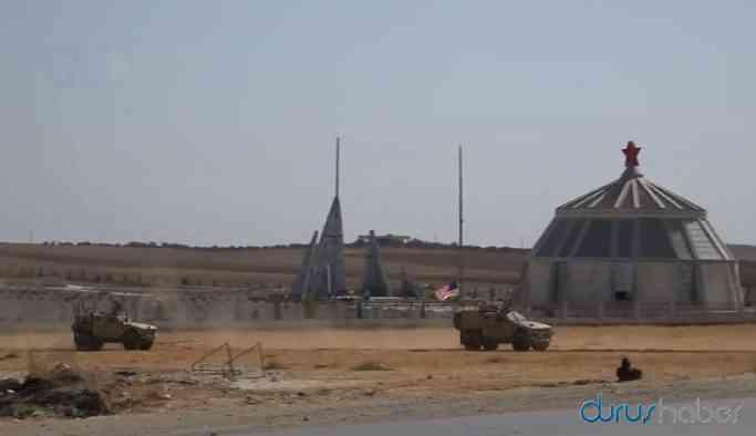 '6 ABD askeri aracı Kobani'ye takviye yaptı' iddiası
