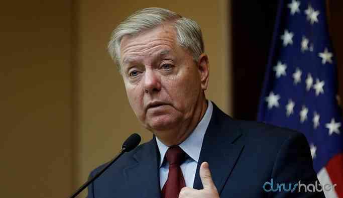 ABD'li Senetör Graham: Kim Kürtler dururken Erdoğan'ı destekler?
