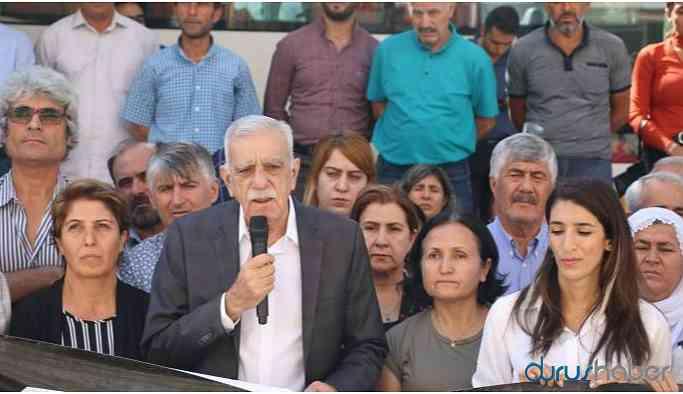 Ahmet Türk'ten uyarı: Türkiye bataklığa sürükleniyor