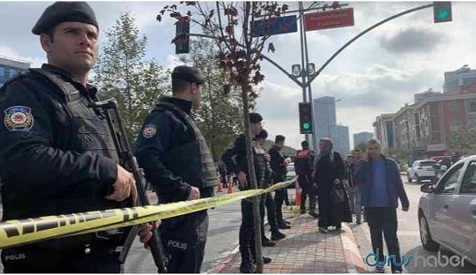 Anadolu Adliyesi yakınlarında silahlı kavga: 4 yaralı